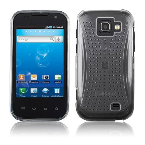 Sprint - Xmatrix Case for Samsung Transform M920  - Clear