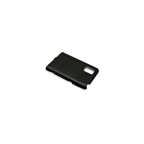OEM LG Versa Battery Door, Extended door (Black)