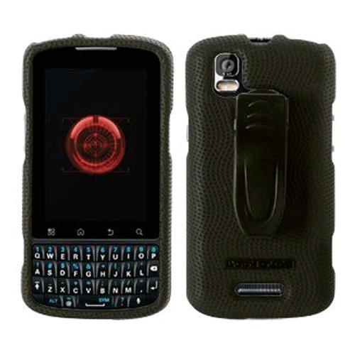 Body Glove - Belt - Clip Snap-On Case for Motorola Droid Pro - Black