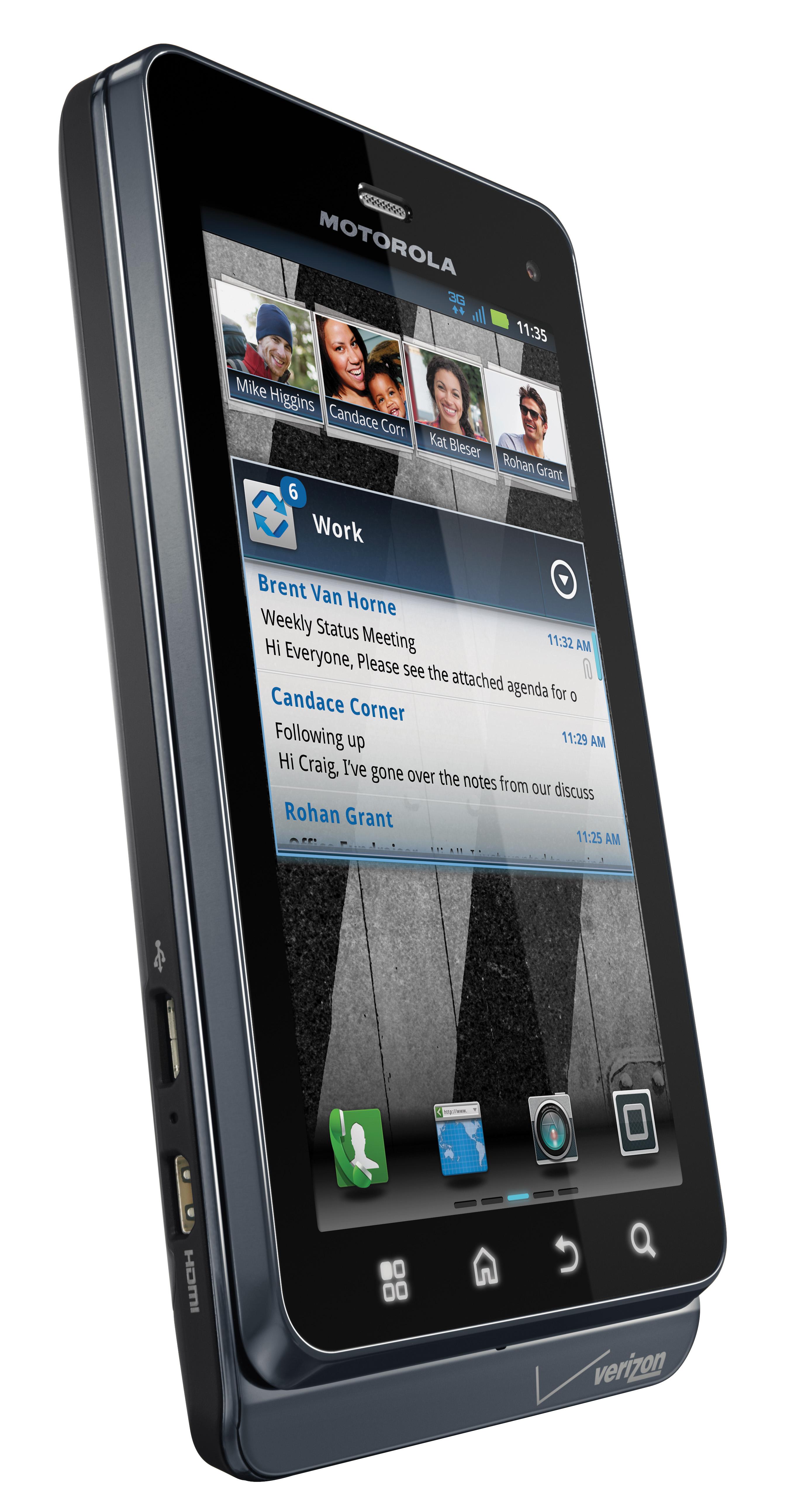 Motorola Droid 3 Global XT862 Replica Dummy Phone / Toy Phone