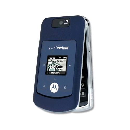 Motorola W755 Replica Dummy Phone / Toy Phone (Blue) (Bulk Packaging)