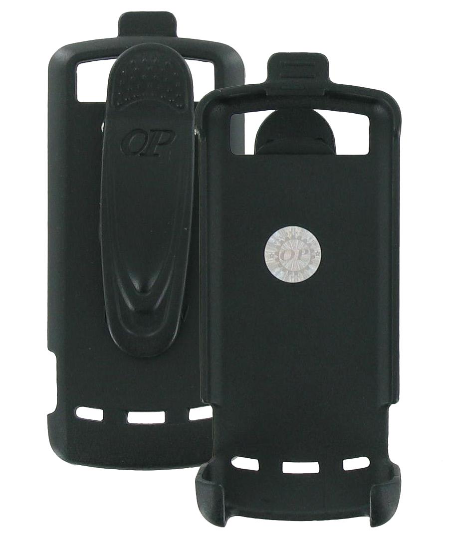 Evercell Motorola Rokr Z6M Holster with Swivel Clip (MOZ6TVHL) - Black