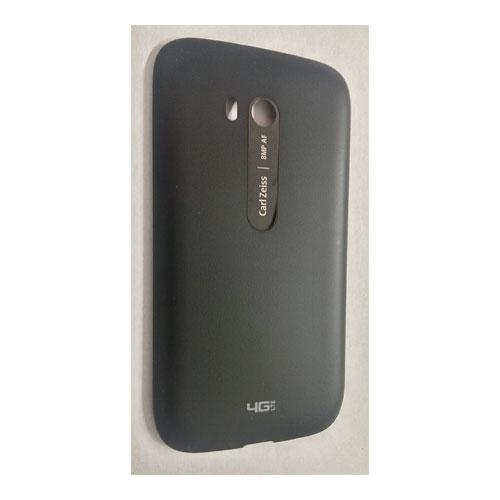 OEM Nokia Lumia 822 Standard Battery Back Door Cover - Black