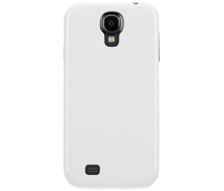 Case-Mate Olo Barely There Case for Samsung Galaxy S4 (Glossy White)