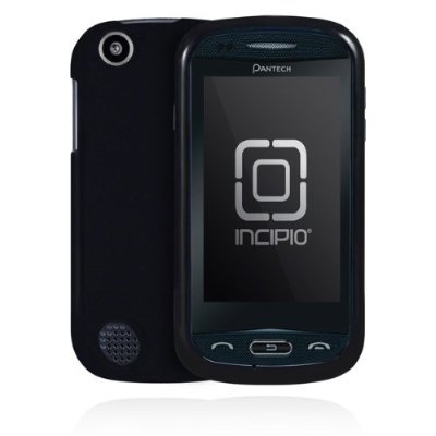 Incipio Feather Case for Pantech Laser (Glossy Black) PA-007