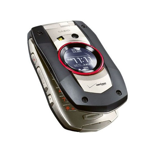 PCD Casio C711 GzOne Boulder Replica Dummy Phone / Toy Phone (Bulk Packaging)
