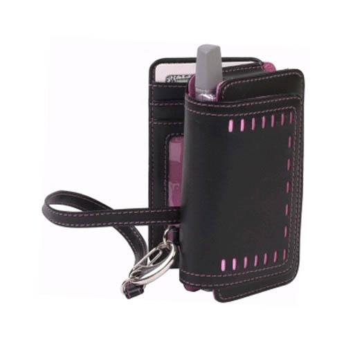Cellective Case Leather Horizontal Pouch for 8130 xv6700 Katana Treo 700w