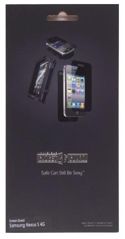 Gadget Guard Invisible Screen Protector for Samsung Nexus S