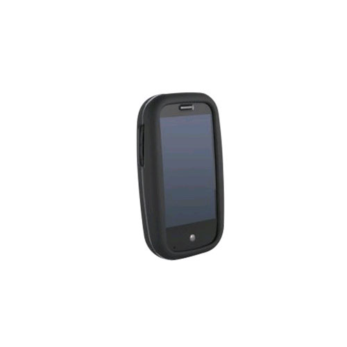 Wireless Xcessories Rubberized Protective Shield for Palm Pre (Black)