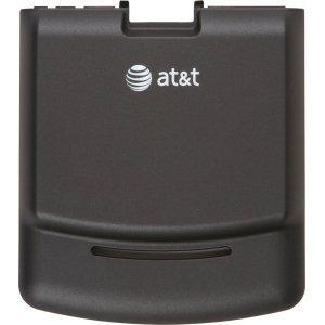 OEM Motorola Q9h Extended Battery Door / Cover - Black