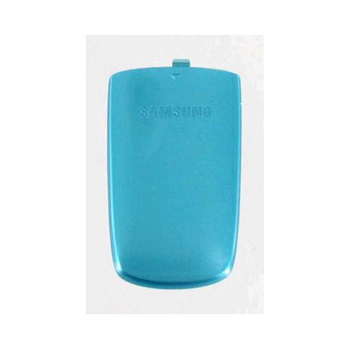 Samsung R430 MyShot Standard Battery Door - Aqua Blue