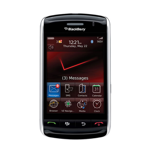 BlackBerry Storm 9530 Replica Dummy Phone / Toy Phone (Black) (Bulk Packaging)