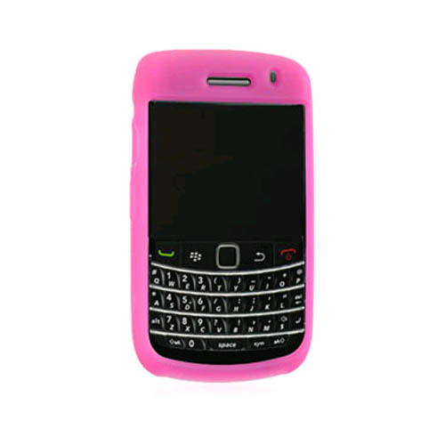 OEM Verizon Silicone Case for BlackBerry Bold 9650 / Tour 9630 (Pink) (Bulk Packaging)