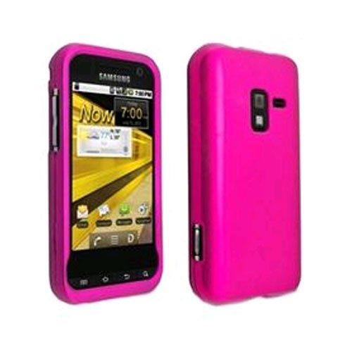 Technocel Soft Touch Shield for Samsung Conquer - Pink