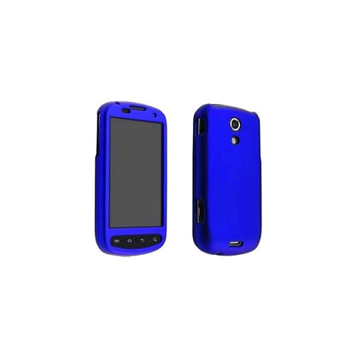WireX Soft Touch Shield for Samsung Epic 4G - Blue