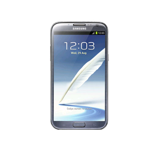 Wrapsol Ultra Xtreme Screen Protector for Samsung Galaxy Note II - Screen Only