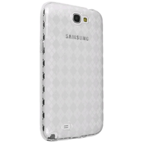 Technocel Clear Slider Skin for Samsung Galaxy Note II - Clear