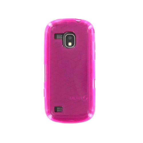 OEM Verizon Samsung Continuum SCH-I400 High Gloss Silicone Case (Pink) (Bulk Packaging)
