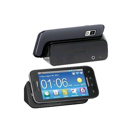 OEM Verizon Multimedia Desktop Dock for Samsung i500 Fascinate (Black) SAMI500DOCK
