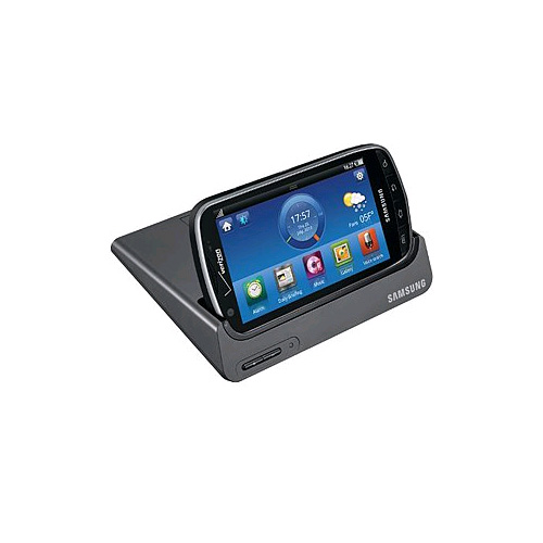 OEM Samsung Multimedia Desktop Station Charging Dock for Samsung Droid Charge (Black) - SAMI510DTC