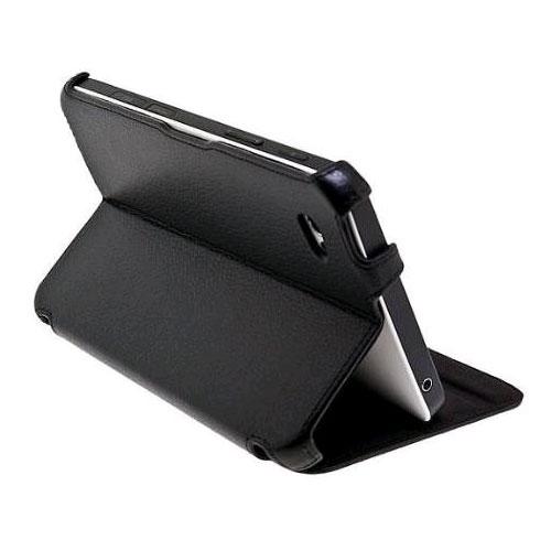 Verizon Leather Display Folio Case for Samsung Galaxy Tab (Black)