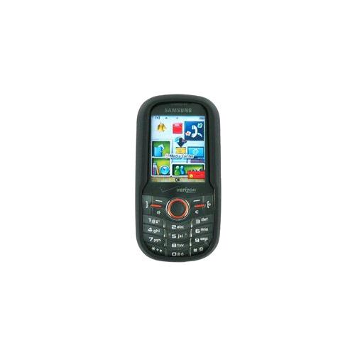 Verizon Snap On Case for Samsung Intensity U450 - Black