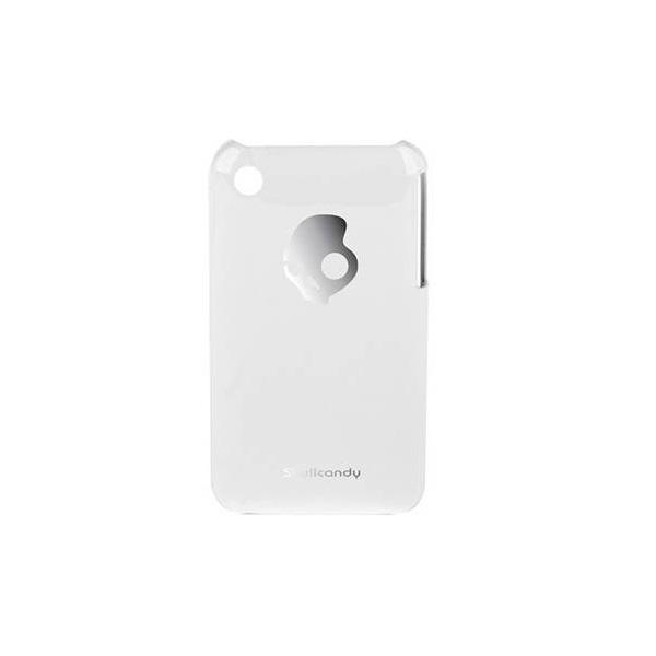SkullCandy Clip-On Case for Apple iPhone 3G, 3GS (White)