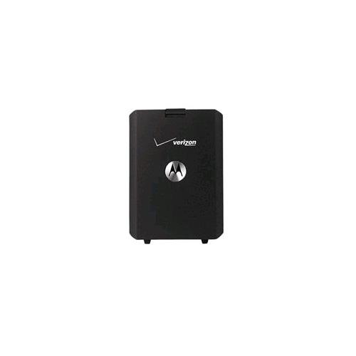 Motorola Moto Z6c Battery Door, Standard Size - Black Verizon