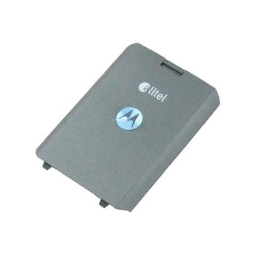 OEM Motorola Z6M Standard Battery Door - Gray