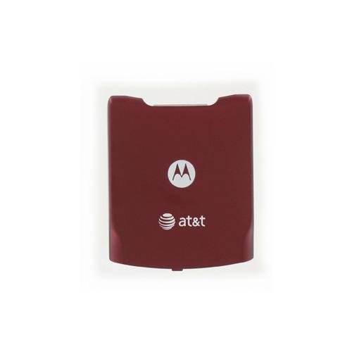 Motorola OEM Standard Battery Door for Razr V3i, V3t (Plum)