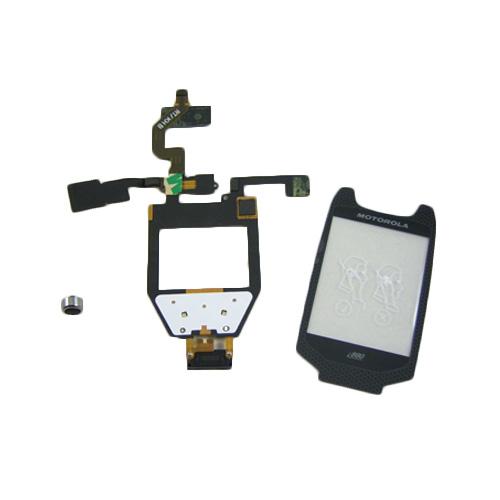 OEM Motorola Main LCD Flex Assembly with Inner Lens SI880GFASY1 for Motorola/Nextel i880G