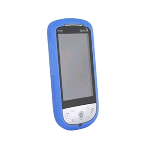 WirelessXGroup Silicone Sleeve for HTC Hero - Blue
