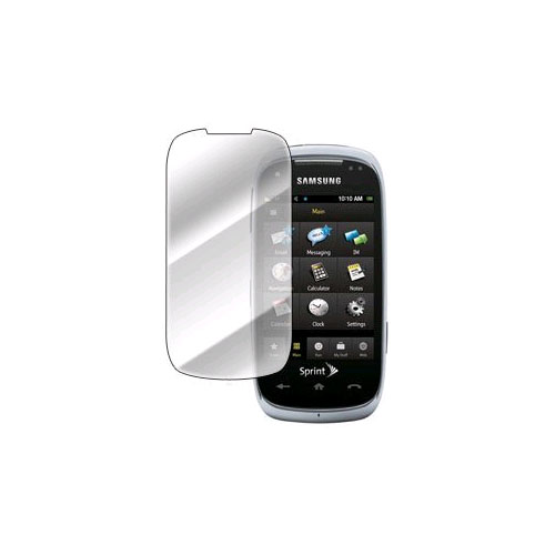 Icella Mirror Screen Protector for Samsung Instinct HD - Clear