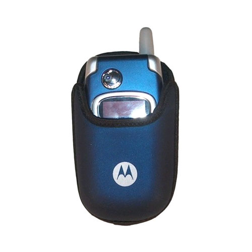 Motorola Universal Pouch for V300, V400, V500, V600 - Blue