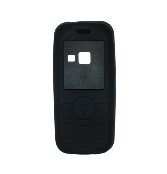 Aries Silicone Case for LG Rumor X260 (Black)