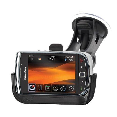 iGRIP PerfekFit Charging Dock Car Mount for Blackberry 9800 Torch (Black) - T5-90453-Z