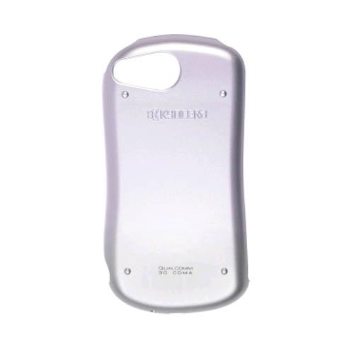OEM Kyocera K612 KX21 STROBE Battery door - Silver