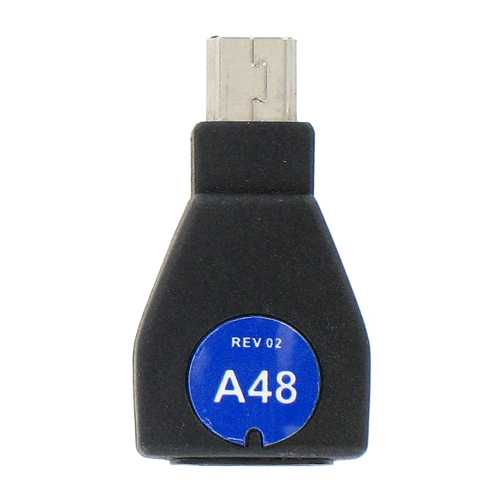 iGo A48 Charging Tip for Creative Zen, Dell, Pocket DJ (Black) - TP00648-0008