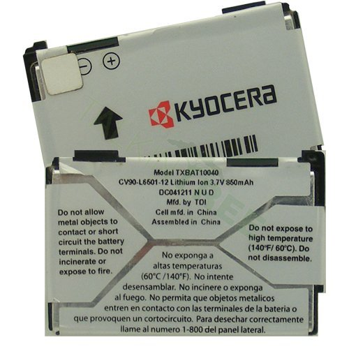 OEM Kyocera TXBAT10013 / TXBAT10040 Li-Ion Battery for Kyocera Koi KX4 (850mAh)