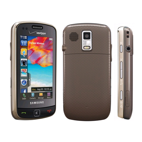 Samsung Rogue SCH-U960 Replica Dummy Phone / Toy Phone (Bronze) (Bulk Packaging)