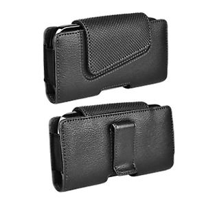 Verizon Universal Leather Pouch with Magnetic Flip for Galaxy S3, Droid RAZR MAXX, Galaxy NEXUS, and many more