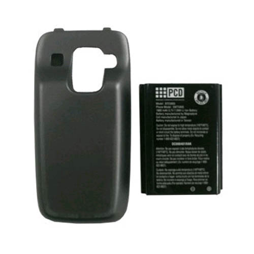 HTC / UTStarcom XV5800 Extended Battery and Door BTE5800 - Black