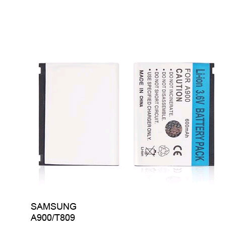 OEM Samsung Battery for Samsung MM-A900, SGH-D820, SGH-T809, A900, T809, D820