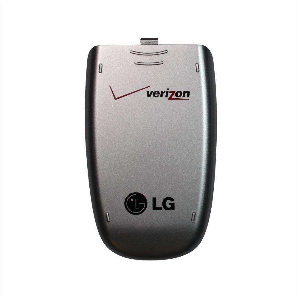 OEM LG VX5200 Standard Battery Door Cover - Silver