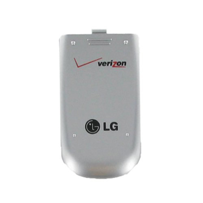 OEM LG VX8100 Battery Cover Door for Verizon (Silver)