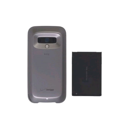 OEM HTC Touch Pro 2, XV6875 Extended Battery and Door BTE6875B (Bulk Packaging)