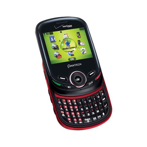 Pantech Jest 2 8045 Replica Dummy Phone / Toy Phone (Black) (Bulk Packaging)