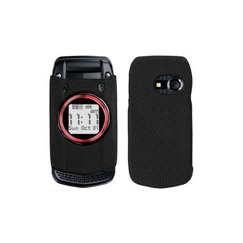 OEM Verizon Rubber Snap-On Case for Casio G'zOne Ravine C751 (Black) (Bulk Packaging)