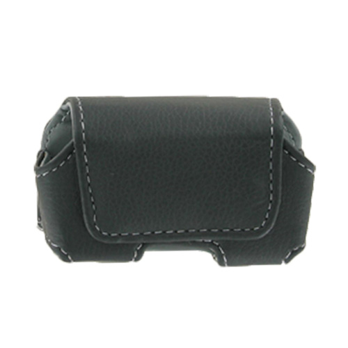 WASP Universal Medium Size Cell Phone Holster Case (Black)