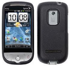 Body Glove HTC Hero Rubberized Snap-On Case (Black)